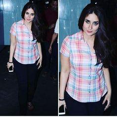 Beautiful bebo style. . . . @iamkareenakapoor  #kareena #kareenakapoor…