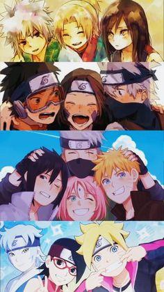 Anime Naruto, Naruto Vs Sasuke, Anime Akatsuki, Naruto Comic, Naruto Cute, Naruto Funny, Otaku Anime, Manga Anime, Naruto Team 7