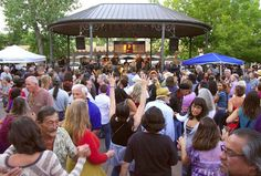 Summer evening concerts around the Santa Fe bandstand on the plaza to encourage the dancer in you.