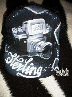 Nayade Caps Gorras personalizadas Custom caps: Gorra Reflex Vintage