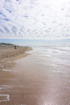 Located in the North Sea, the island of Sylt is affectionately called the Hamptons of Northern Germany due to its ritzy atmosphere and exquisite houses! Hotels, North Sea, Coastal Living, Vacation Trips, Outdoor Activities, Strand, Worlds Largest, The Hamptons, Travel Tips