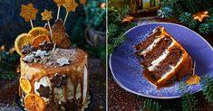 Piernikowy tort na winie French Toast, Breakfast, Morning Coffee
