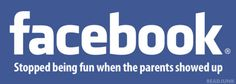 Another True Tagline about Facebook