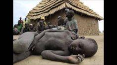 A pobreza na África