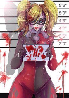 grafika harley quinn, batman, and comic Harley Quinn Drawing, Joker And Harley Quinn, Catwoman, Batgirl, Heroine Marvel, Es Der Clown, Gotham Girls, Comics Girls, The Villain