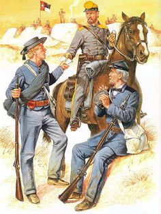North Carolina State-Issue Uniforms, 1861-64 • Forsyth Grays - Co B, 1 st Bn NC Sharpshooters • Co I, 1st NC Cavalry (9th NC State Troops) • Nat Macon Guards - Co B, 30th NC Troops