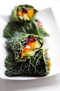 2. Raw Veggie Wraps With Arugula Pesto #lunch #wraps #recipes http://greatist.com/eat/healthy-lunch-ideas-quick-and-easy-wraps