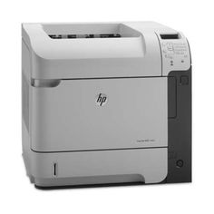 HP Laserjet Ent 600 M603N Printer by HP. $1337.26. The HP LaserJet Enterprise 600 M603n delivers reliable, high-volume printing and boosts productivity with a recommended monthly page volume of 5,000¬–20,000 pages and print speeds up to 62 pages per minute. It also features HP ePrint so you can print from virtually anywhere with your smartphone or tablet—just send it to your printer and it automatically prints! This HP LaserJet has built-in wired networking and a ...