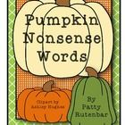 Kinders, firsts, and second graders still need lots of practice making nonsense words. Perfecting this skill helps them figure out tholse bigger mul...