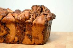 Because I Like Chocolate: Nutella Pull Apart Bread