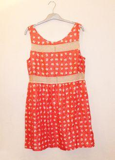 A vendre sur #vintedfrance ! http://www.vinted.fr/mode-femmes/robes-dete/19977052-robe-dete-imprimee-fleurs-ikks