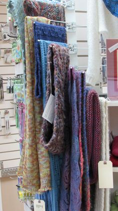 Over the Rainbow Yarn -- Rockland, ME ... Best Yarn Store Ever!