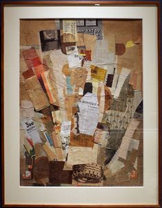 Mixed Media Artists, Mixed Media Collage, Kurt Schwitters, Ink Painting, Learn To Draw, Gouache, Art Inspo, Modern Contemporary, Art Reference