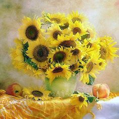 Cheap diy Buy Quality painting cross stitch directly from China diy diamond painting Suppliers: new diy diamond painting embroidery Sunflower vase round diamond painting cross stitch kits diamond mosaic home decor gift