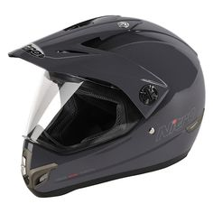 Nitro MX630 Motorcycle Helmet  Description: The Nitro MX-630 Supermoto Helmets are packed with features..              Specifications include                      ECE-22.05 Approved                    Custom designed Multi Poly Tech (MPT) constructed shell                    Fully adjustable chinbar ventilation with open and...  http://bikesdirect.org.uk/nitro-mx630-motorcycle-helmet-5/
