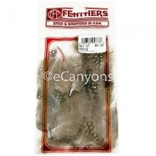 Zucker Feathers Natural Guinea Plumage .04oz   Price : $0.79