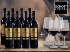 """Weinvorteil: Acht Flaschen prämierter """"Casa Safra"""" & vier Gläser für 34,90 Euro https://www.discountfan.de/artikel/essen_und_trinken/weinvorteil-acht-flaschen-praemierter-casa-safra-vier-glaeser-fuer-3490-euro.php Normalerweise kosten sie knapp 120 Euro plus Versand, jetzt werden sie für 34,90 Euro frei Haus geliefert: Acht Flaschen des prämierten """"Casa Safra Gran Reserva 2010"""" sind jetzt bei Weinvorteil für 34,90 Euro frei Haus zu haben, gratis dazu gibt"""