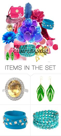 """FELIZ CUMPLE!"" by callejastenorio on Polyvore featuring arte"
