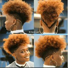 Ebony hairstyles
