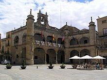Salamanca Ciudad Rodrigo Ayuntamiento