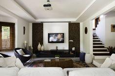 Portal diário Decor, salas de estar, ver mais em diariodecor.com.br #decoracao #interiordesign #decor #casa #sala #livingroom #home #house #saladeestar #infinityspaces