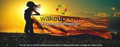 Who wants to live a better life and help others at the same time! Go check out http://karisemonet.wakeupnow.com/ and join my team today! #WakeUpNow! Make a better life!