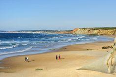 Rincón surfero en la praia Baleal - Las 50 mejores playas de Portugal
