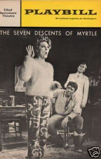 The Seven Descents Of Myrtle Theater Play