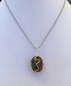 A personal favorite from my Etsy shop https://www.etsy.com/listing/235379329/wire-wrapped-gemstone-pendant-necklace
