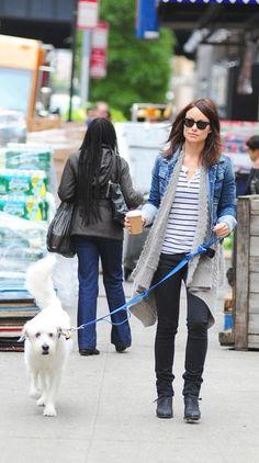 Olivia Wilde http://www.vogue.xl.pt/estilo/look-do-dia/5722-look-do-dia-fim-de-semana-rotina.html
