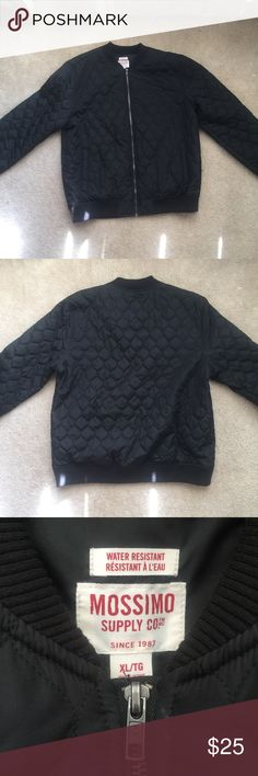 Unisex Bomber Jacket Like New Condition Mossimo Supply Co Jackets & Coats Puffers