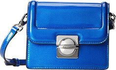 Marc by Marc Jacobs Top Schooly Reflector Jax Cross Body Bag, Blue, One Size