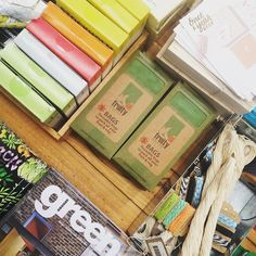@fruitysacks reusable shopping bags proud to be stocked at @koskela_ in Rosebery Sydney