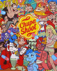 Speedy Graphito, Chupa Shoot, 2007
