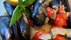 Mussels Josephine Recipe - Genius Kitchen