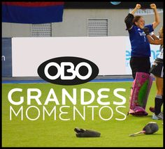 Grandes Momentos del Hockey sobre Césped - Belen Succi la arquera #CT2014 #hockey #arqueros #obo #OBOArgentina #BelenSucci #goalkeepers #personasincreibles #arquerosreales