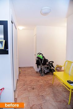 Before & After: A Fresh, Flexible & Fun Family Apartment Professional Project