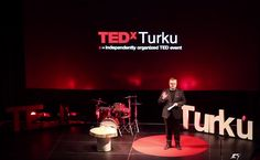 TEDx Turku is one of the local TED-like events in Finland that hopes to spark conversation and connections in the local community. TEDx Turku used Holvi to s. Future Of Banking, Sell Tickets, The Locals, Finland, Ted, Concert, Conversation, Movie Posters, Community