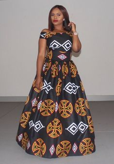 Here are some adorable and stunning ankara gowns that will make you look good for your occasions and special events, these ankara dresses come in different styles and designs. Latest African Fashion Dresses, African Dresses For Women, African Print Dresses, African Print Fashion, Africa Fashion, African Attire, African Wear, African Women, African Dashiki