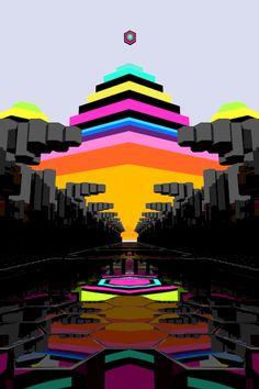 tumblr_naka61amjD1sb5osho1_500.gif (500×750) Amazing Gifs, Amazing Art, Gif Animé, Animated Gif, Animation, Trippy Gif, Acid Art, Gif Pictures, Art Moderne