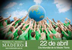 22 de abril Día de la Madre Tierra