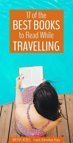 If you're anything like me, you're constantly searching for the **best books to read while traveling**. In a self-serving move to fill my reading list, I asked my fellow travel bloggers to recommend their favourite travel books. #travel #books #novels