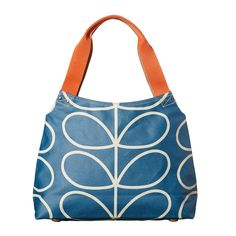 Take your love of prints with you on the go with this Giant Linear Stem  shoulder 7a7f12190aecf