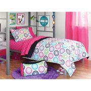 Multi-Colored Comforter Set