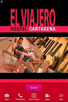¡Con la aplicación móvil de El Viajero Hostels S.A.S Cartagenta tienes tu estadía garantizada en un alojamiento encantador en la costa de Colombia! <p>Al descargar la aplicación de El Viajero Hostels S.A.S Cartagena encuentras una forma ágil y cómoda de conocer nuestros servicios e instalaciones, reservar, cotizar, interactuar con nosotros y mejorar tu experiencia en el destino. A través de las diversas herramientas que vienen en la aplicación te damos a conocer las actividades y eventos…