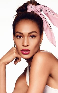 ☆ Joan Smalls   Photography by Miguel Reveriego   For Vogue Magazine Spain   September 2014