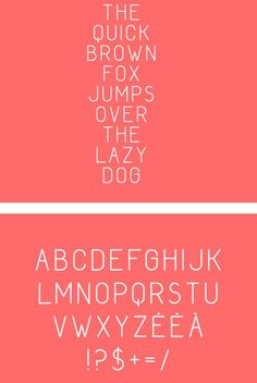 Fresh Free Font Of The Day : QUEST