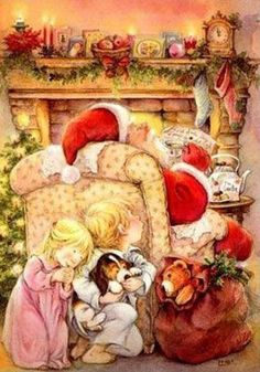 Lisi Martin (1944, Spanish); Theme: Christmas and children