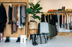 Great quality clothing, beautiful pieces and of course excellent service all make up this sweet little shop in Hamilton.