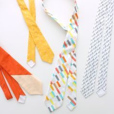 Everyday Necktie Pattern on MADE Everyday by Dana Willard 7